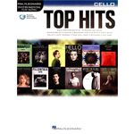 Hal Leonard Top Hits Cello