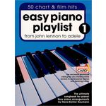 Wise Publications Easy Piano Playlist Vol.1