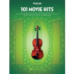 Hal Leonard 101 Movie Hits for Violin