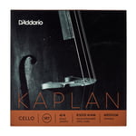 Kaplan KS510 4/4M Cello Strings Med.