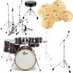 Gretsch Drums Catalina 7-piece Bundle SDCB