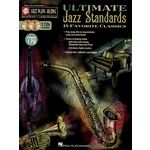 Hal Leonard Jazz Play-Along: Ultimate Jazz