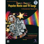 Alfred Music Publishing Boom Boom ! Popular Movie