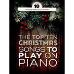 Wise Publications The Top Ten Christmas Songs