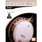 Mel Bay School Of Banjo - Bluegrass