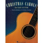 Hal Leonard Christmas Carols Easy Guitar