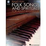 Hal Leonard Folk Songs and Spirituals