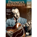 Hal Leonard Guitar Play-Along Django