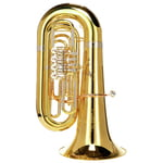 Thomann Odin UL Bb- Tuba Raw