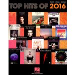 Hal Leonard Top Hits Of 2016