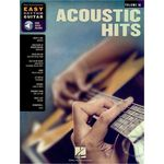 Hal Leonard Easy Guitar: Acoustic Hits
