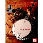 Mel Bay Christmas Songs For 5-String