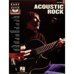 Hal Leonard Easy Rhythm Guitar: Rock