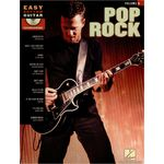 Hal Leonard Easy Rhythm Guitar: Pop