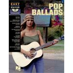 Hal Leonard Easy Rhythm Guitar: Pop Ballad