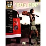 Hal Leonard Easy Rhythm Guitar: '60s Pop