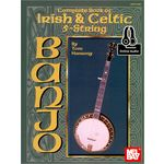 Mel Bay Complete Book Irish & Celtic