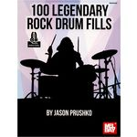 Mel Bay 100 Legendary Rock Drum Fills