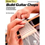 Hal Leonard Chad Johnson: How To Build