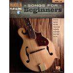 Hal Leonard Mandolin Songs For Beginners