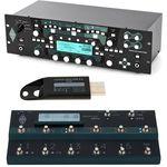 Kemper Profiling Amp Rack BK S Bundle