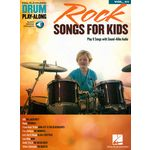 Hal Leonard Drum Play-Along Rock Songs Kid