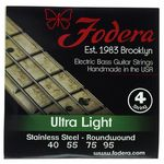 Fodera 4-String Set SS Ultralight