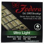 Fodera 4-String Set SS Ultralight