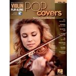 Hal Leonard Violin Play-Along: Pop Covers
