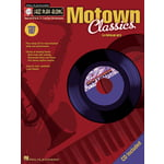 Hal Leonard Jazz Play Along Motown