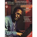 Hal Leonard Jazz Along Thelonious Monk