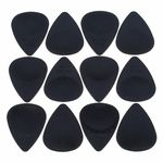 Wedgie Nylon XT Pick 1,00mm Set Black
