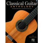 Hal Leonard Classical Guitar Anthology