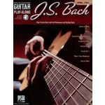 Hal Leonard Guitar Play-Along: Bach