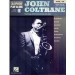 Hal Leonard Sax. Play-Along.John Coltrane
