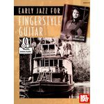 Mel Bay Early Jazz For Fingerstyle