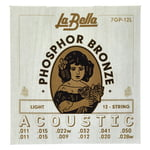 La Bella 7GP-12L Phosphor Bronze L