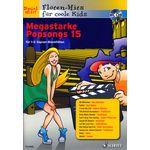 Schott Megastarke Popsongs 15 Rec