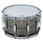 "Ludwig LB408 14""x08"" Black Beauty"