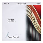 Bow Brand Pedal Natural Gut 3rd D No.16