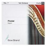 Bow Brand Pedal Artist Nylon 1st F No.7