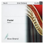 Bow Brand Pedal Artist Nylon 2nd D No.9