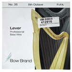 Bow Brand BWP 5th F Harp Bass Wire No.35