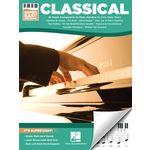 Hal Leonard Super Easy Songbook Classical