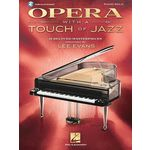Hal Leonard Opera With A Touch Of Jazz