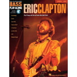 Hal Leonard Bass Play-Along Eric Clapton