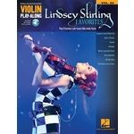 Hal Leonard Violin Play-Along Stirling Fav