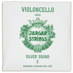 Jargar Silver Cello String C Dolce