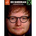 Wise Publications Ed Sheeran: + (Plus) And X