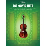 Hal Leonard 101 Movie Hits for Viola